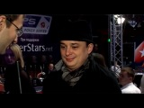 Russian Poker Series. Main Event RPS Grand Final 2010. Видео интервью Аделя