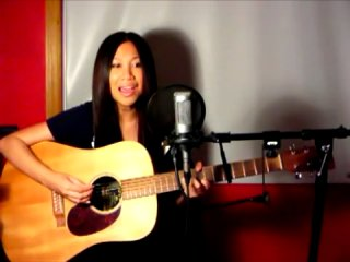 Tiffany Eugenio - OMG by Usher (Acoustic Cover Version)